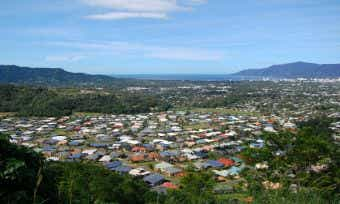 Top 40 property hotspots, Cairns pictured