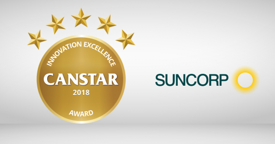 Innovation Excellence Awards 2018: Suncorp