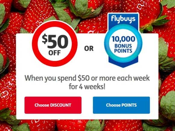 Flybuys Bonus Offer