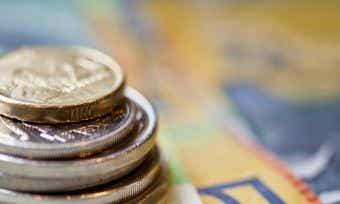 australian cash money currency