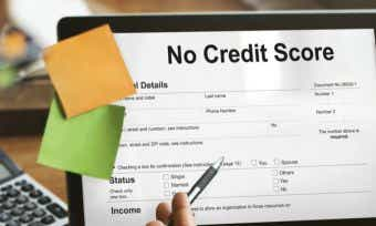 Can you get a loan with no credit history?