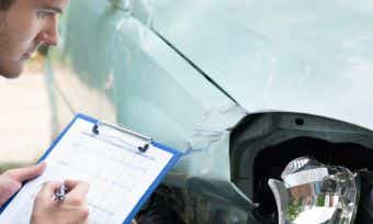 What happens if your car is written off?
