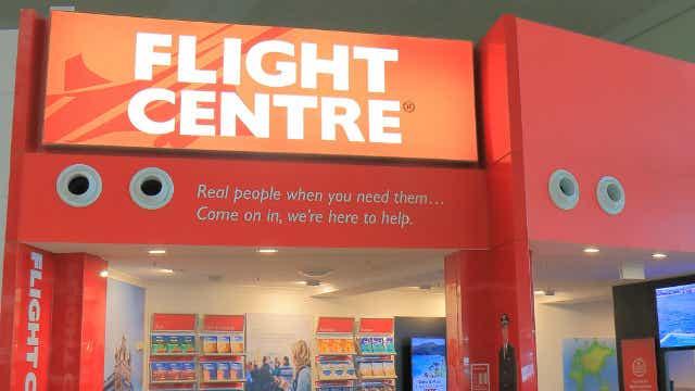 ASX200 - flight centre