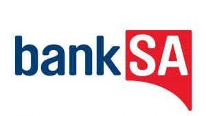 bankSA logo
