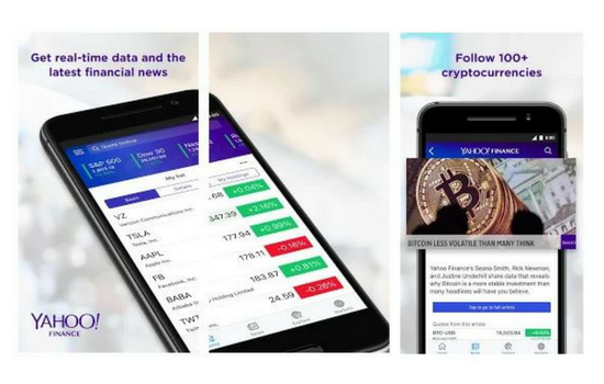 Yahoo! Finance App