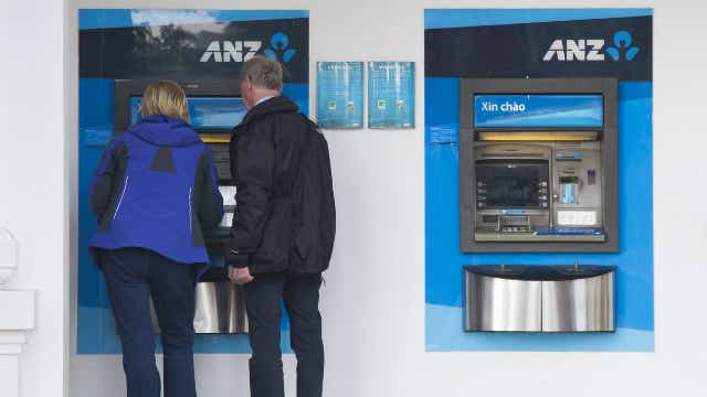 Anz to scrap car loans and consumer finance loans in april.