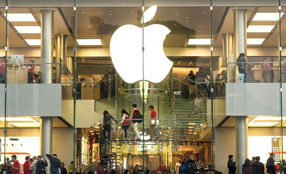Apple's reached a $1 trillion market cap