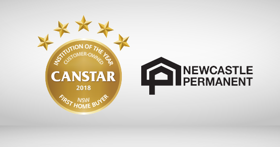 Customer owned institution of the year Newcastle permanent