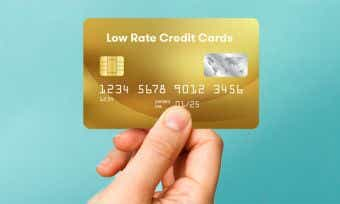 Low rate credit cards with interest rates below 9%