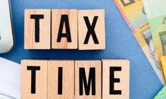 What are Australia's marginal tax rates?