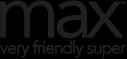 max super logo