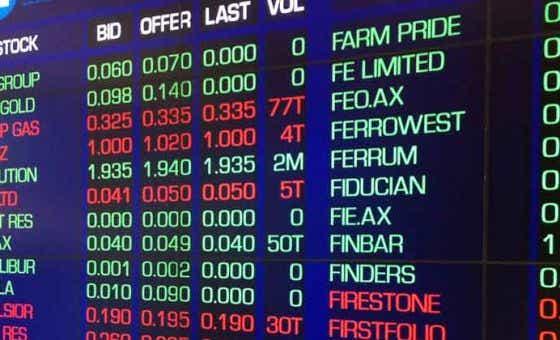 Top 10 ASX listed stocks