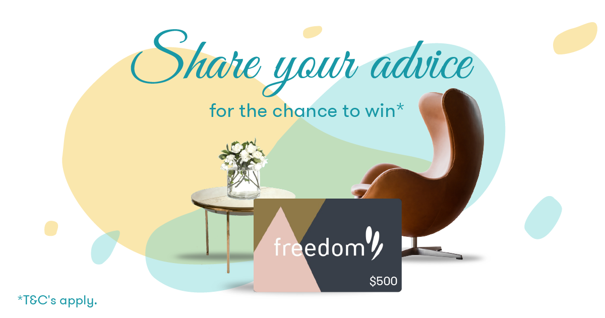 Chance to win Freedom Gift Card