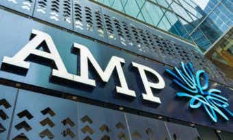 AMP shares down following quarterly market update