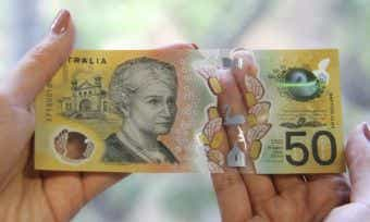 There's a new $50 banknote in town