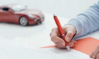 How does collateral work for car loans