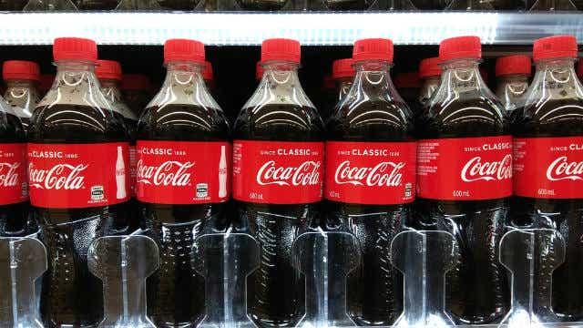 Coca-Cola Amatil ASX 200