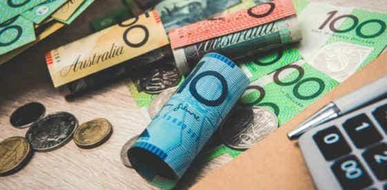 Australian notes money