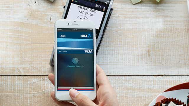 ANZ adds eftpos functionality to Apple Pay