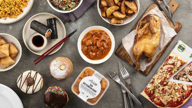Coles teams up with Uber Eats to offer meals for the time poor | Canstar