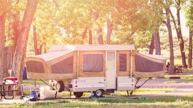 caravan insurance camper trailer