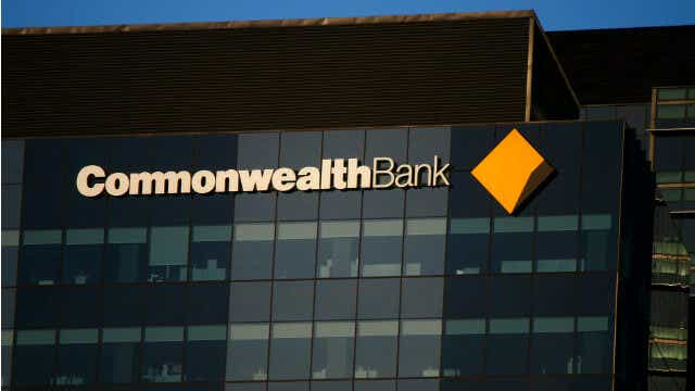 ASX wrap commonwealth bank