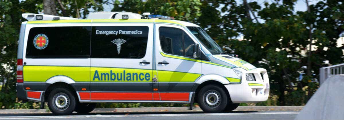 Image result for ambulance queensland