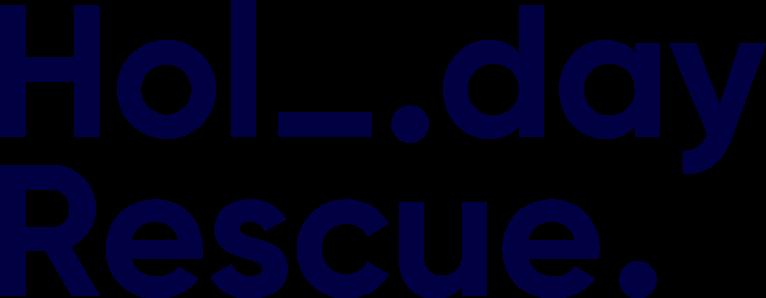 Holiday Rescue logo