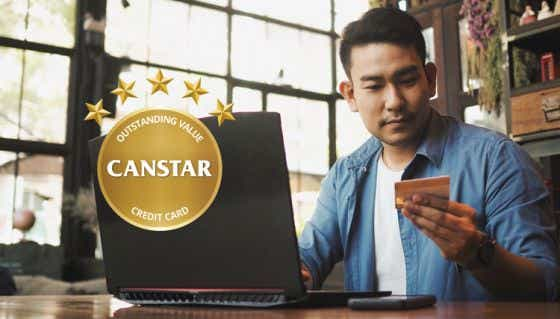 Canstar reveals outstanding value credit cards