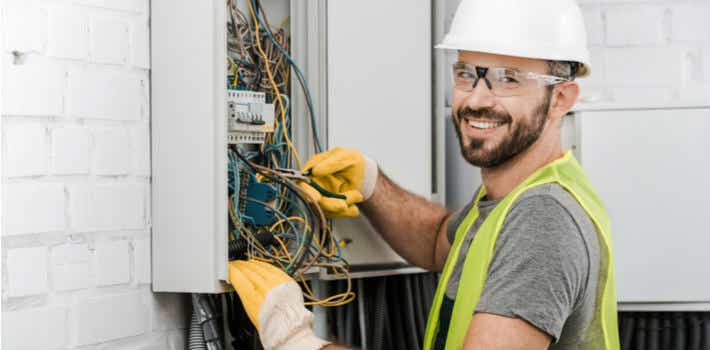 Electrician insurance for tradies