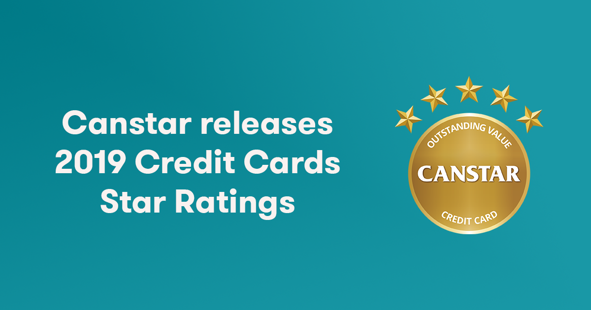 Best Value Credit Cards Revealed for 2019 | Canstar
