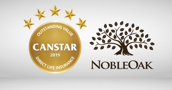 NobleOak Direct Life Insurance Star Ratings