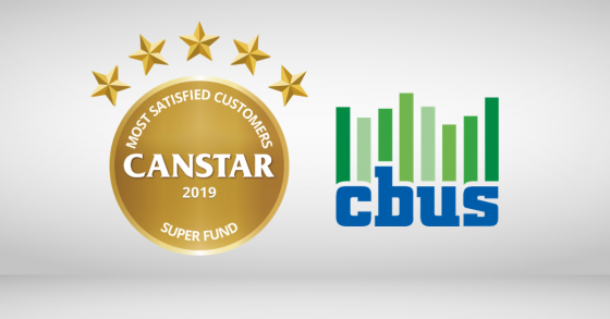 2019 Most Satisfied Customers Super Fund Award
