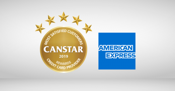 Coming out on top was American Express, earning it Canstar's 2019 Most Satisfied Customers Rewards Credit Card Provider Award.