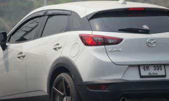 'Compact SUV': Mazda CX-3 Pricing and Specs