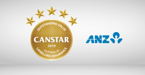 ANZ - National award landlord insurance 2019