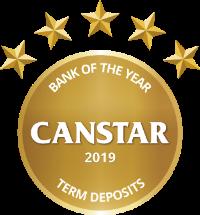 Term Deposit Bank of the Year 2019 Award