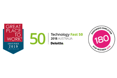 Canstar wins 2018 GPTW and Deloitte Technology Fast 50 in Australia