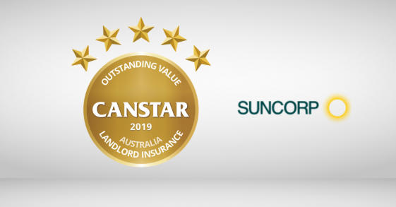 Suncorp - National award landlord insurance 2019