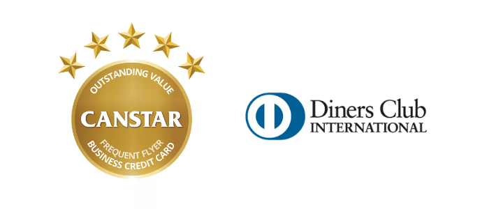 2019 Business Credit Cards Award Winner- Diners Club