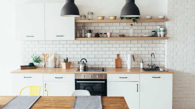 Average cost of a kitchen renovation