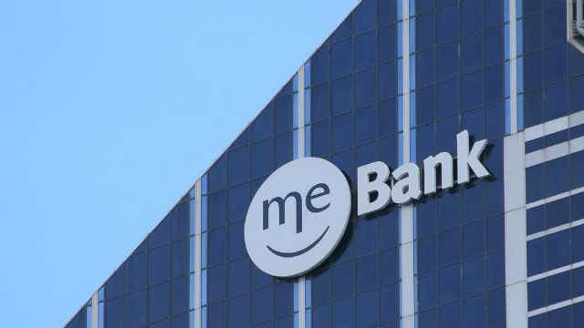 ME Bank mobile and internet banking outage