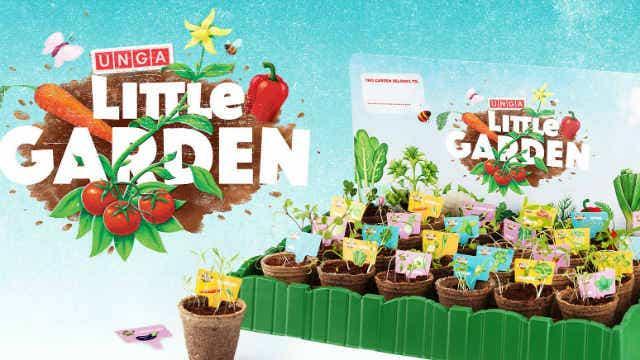 Unga's Little Garden