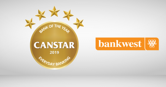 Bankwest everyday banking award
