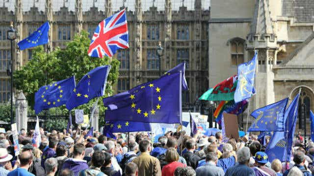 Brexit - ASX 200 September 2019