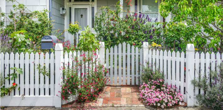 Cost of picket fence