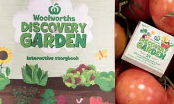 Woolworths launches new Discovery Garden collectables range