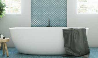5 tasteful tile trends and how to use them in your bathroom