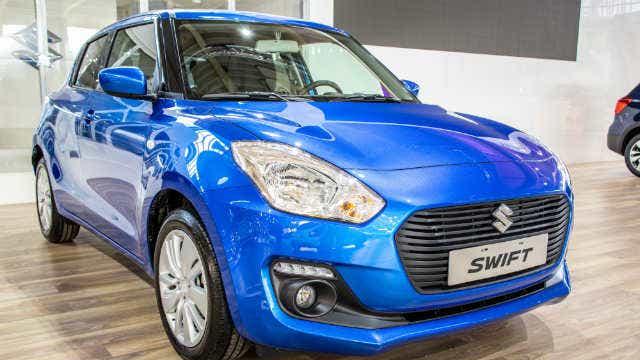2019 Suzuki Swift GL