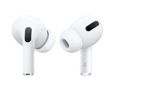 The new Apple Airpod Pro. Image: Apple